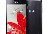LG Optimus G2 : une phablette Full HD pour le CES 2013