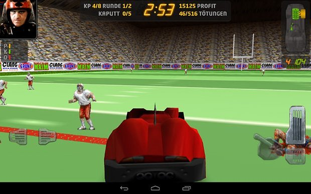 carmageddon football