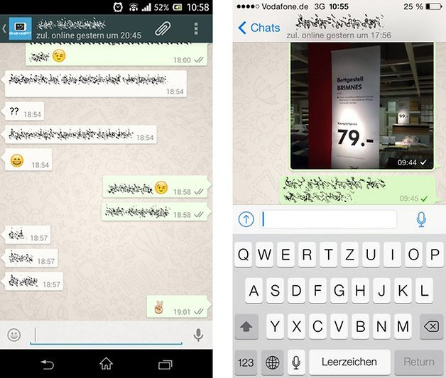 whatsapp iphone for android apk
