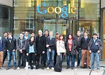 AndroidPIT's team and its Mods take a trip to Google