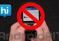 Warnung vor Hike: Werden Nutzer ausspioniert?