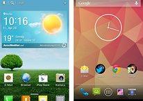 LG Optimus UI und Stock-Android: Herstelleraufsätze im Vergleich