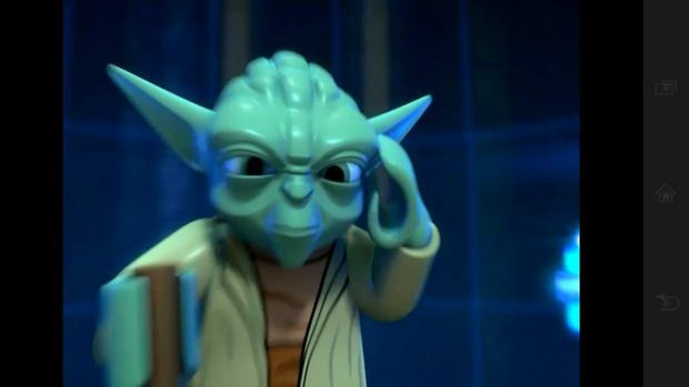 lego star wars the yoda chronicles yoda video