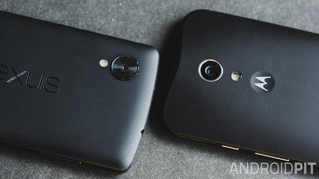 MotoG vs Nexus5 cameras