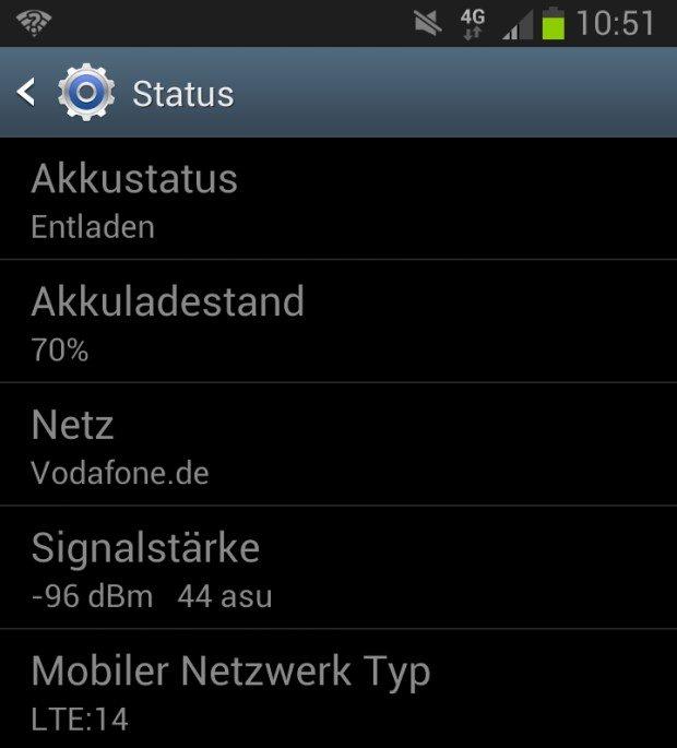 Galaxy S3 LTE