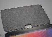 Nexus 10: Offizielle Schutzhülle im Test