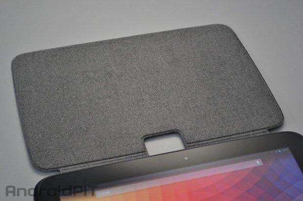 Nexus10 cover offen 02