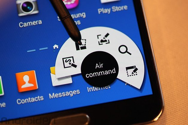 note3 air command