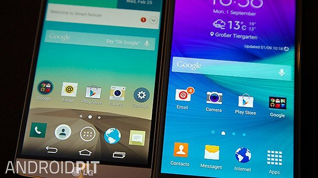 lg g3 note4 comparison display