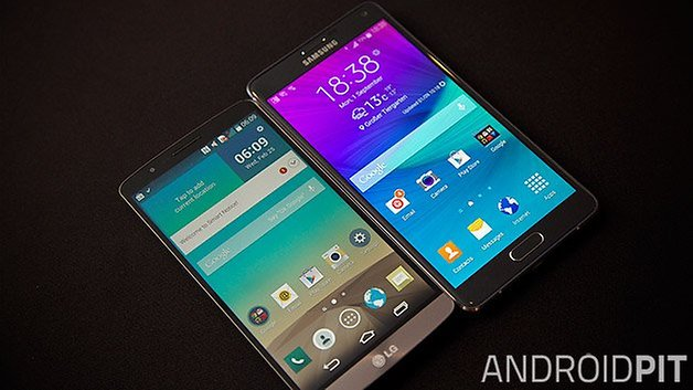 lg g3 note4 comparison teaser
