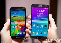 Galaxy Note 4 vs Galaxy S5 - Comparación de los Samsung top