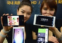 Pantech Vega No. 6: Full HD auf 5,9 Zoll