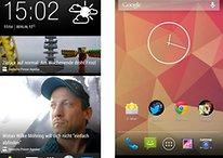 HTC Sense 5 und Stock-Android: Herstelleraufsätze im Vergleich