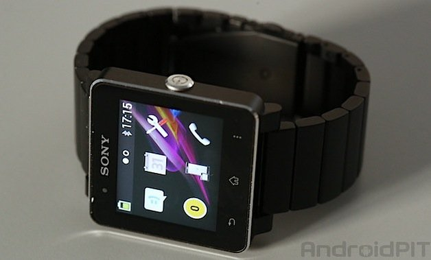 sony smartwatch 2 seitenlage