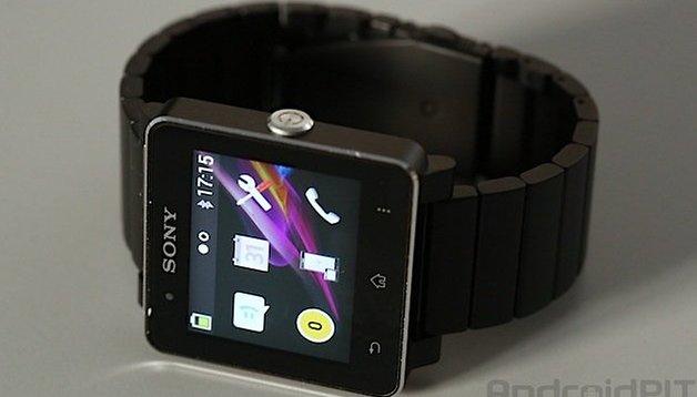 Sony SmartWatch 2 im Test: Nicht smart genug