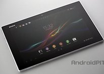 Xperia Z Tablet WiFi recibe Android 4.2.2