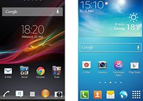 Sony Xperia UI und Samsung TouchWiz im Vergleich