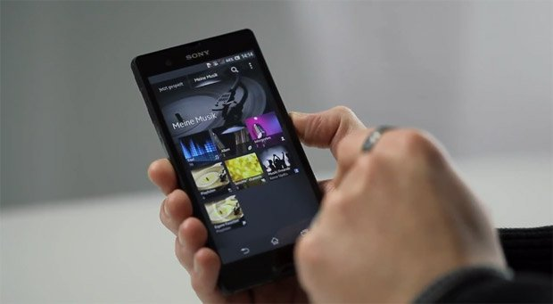 sony walkman app