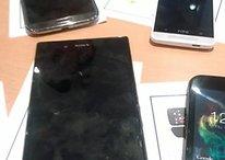Sony Xperia Z Ultra, ecco gli screenshot del Sony Togari