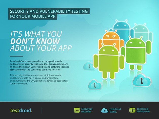 advertorial testdroid clicknow