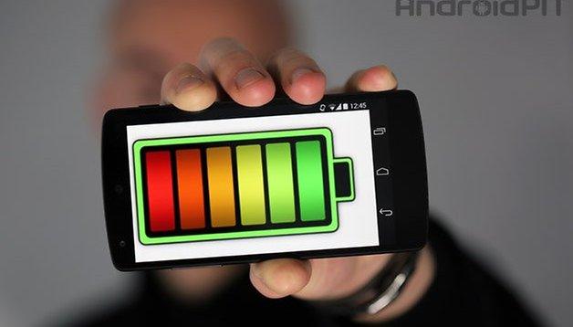 Android L: 36% de bateria a mais com o Projeto Volta