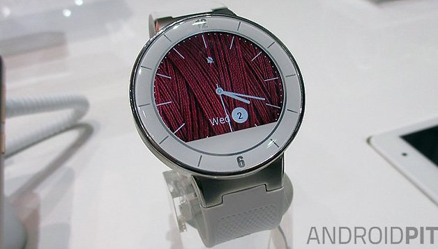 Alcatel OneTouch Watch: ¿Un Moto 360 asequible?