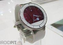 Premier test de la smartwatch Alcatel OneTouch Watch