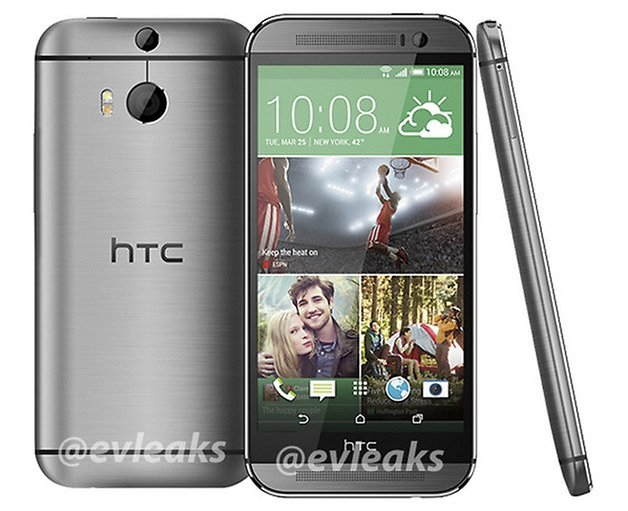all new htc one m8 silber
