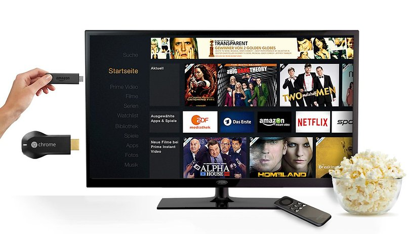 Amazon Fire TV Stick vs. Chromecast: Der Großangriff auf Google