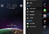 Android 4.3 und Sony: Screenshots zeigen einheitliches Design