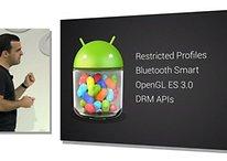 Android 4.3 ya está aquí - Las novedades más importantes