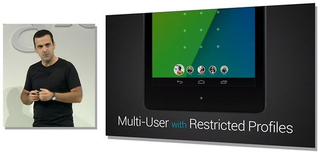 android 43 multi user restricted profile