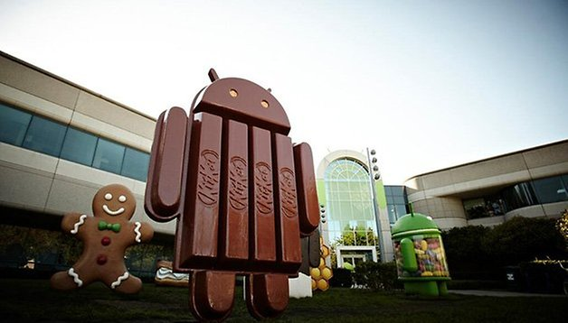 New Android 4.4 features and screenshots