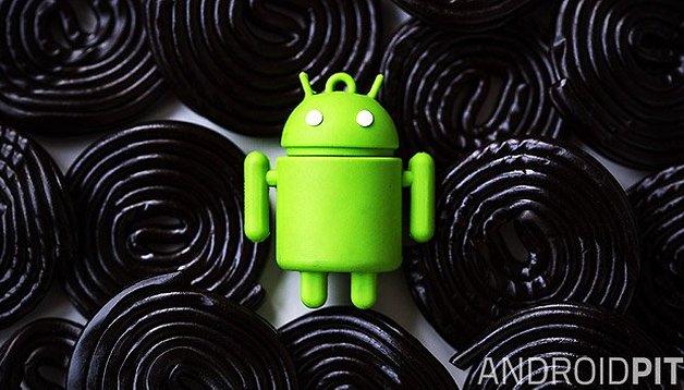 Android L wie Lakritze? Insider gibt Hinweise auf Namen und Termin