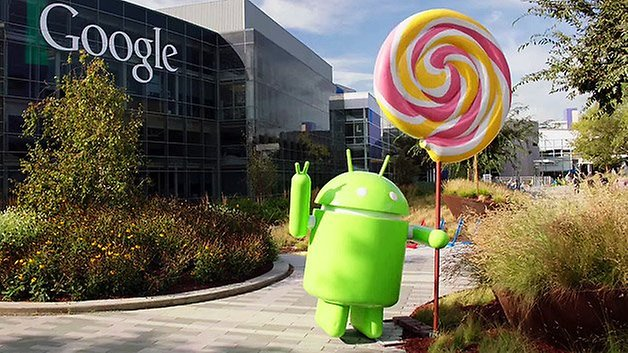 android lollipop statue googleplex