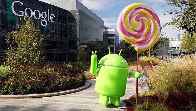 Android 5.0 Lollipop - ¡Descarga los fondos de pantalla, la APK de la cámara y más!