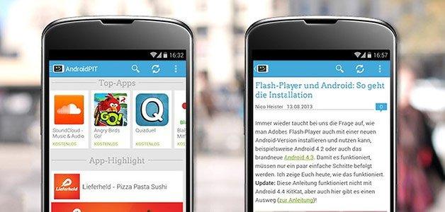 androidpit app v21 teaser