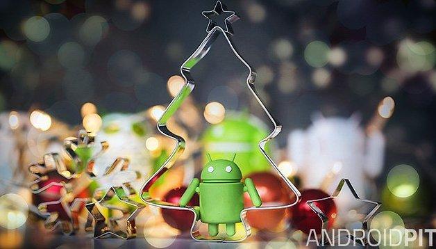 Un caloroso augurio di Buon Natale a tutti da AndroidPIT!