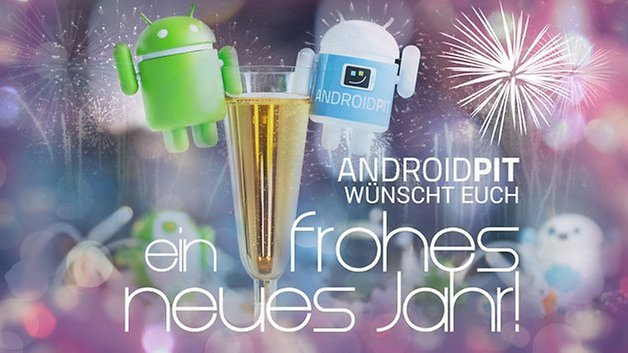 androidpit frohes neues jahr