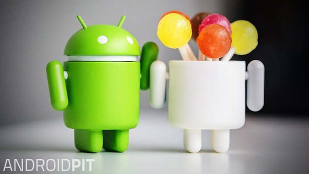 androidpit lollipop bugdroid