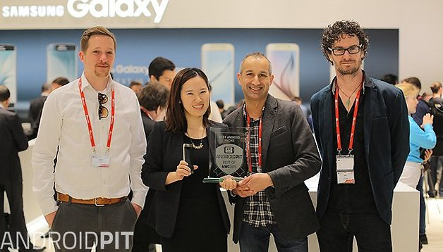 AndroidPIT best of MWC 2015 awards: which devices stole the show?