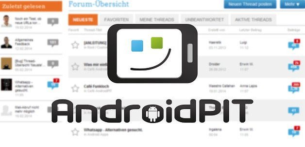 androidpit neues forum beta teaser