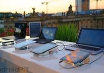 Asus: evento de primeira, tablets de segunda