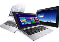Asus Transformer Book Trio: Three tools in one