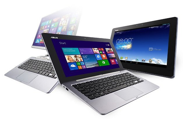 asus transformer book trio teaser