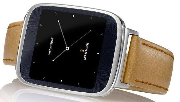 ZenWatch: Die Smartwatch von Asus ist offiziell