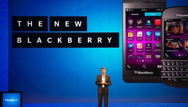 BlackBerry in Trouble for Misleading Investors About BB10