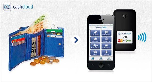 cashcloud bargeld app