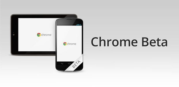 chrome android beta