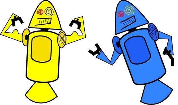 mascota de android 2